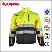 vente chaude veste d'hiver aramid pour les travailleurs du pétrole