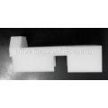 Pièces de rondelles en PTFE mécaniques sur mesure et douille en PTFE