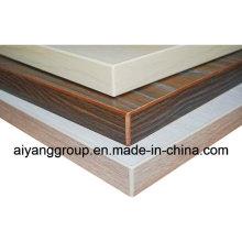 2016 Marca Aiyang borda borda PVC por ISO9001