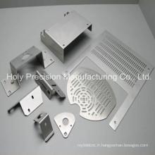 Découpe de tôle de coupe de SUS304 de laser de précision