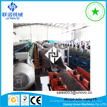 w shape structural steel sigma section forming machine
