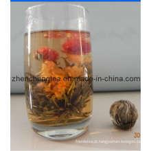 Chá de flor de florescência (Xi Shuang Lin Men)