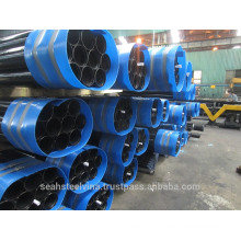 "SeAH Grooved steel pipes to 8-5/8"" to API, BS, JIS, KS, DIN"