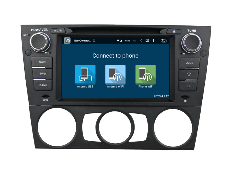 BMW E90 Android Car Multimedia Player