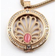 Высокое качество на заказ 316L Нержавеющая сталь медальон Кулон для ювелирные изделия подарок