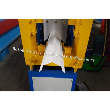 CNC Roof Ridge Capping Roll Forming Machine