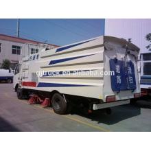 Camion de balayeuse de route de châssis de DongFeng 4X2