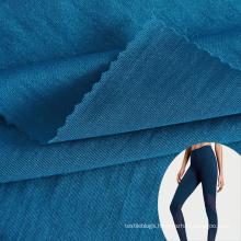 power strong stretch nylon 67 lycra 33 glitter mesh fabric for sportswear