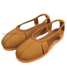 OEM Summer Canvas Buddhist Monk Shoes Sandal