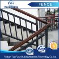 Panneau de clôture en métal de main courante d'escalier en acier galvanisé Fabricant de clôture de sécurité en aluminium / clôture de jardin / panneaux de clôture