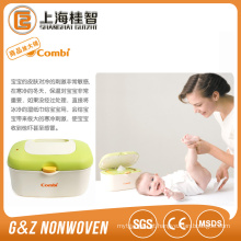 Private Label Baby Wipe Fábrica, Atacado Baby Wipe China Fornecedor, sem álcool Baby Wet Wipe Preço