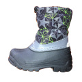TPR Sole Kids Snow Boots