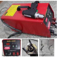 Circuits de la machine de soudage à onduleur RSR-2500 cc