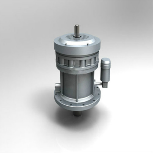 B Series Vertical Shaft Helical Gearbox
