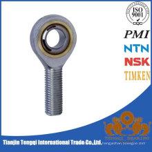 paliers d'extrémité de tige en acier inoxydable de haute qualité