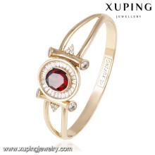 50831 Xuping nouveau design en gros plaqué or femmes bracelets