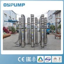 Pompe de puits profond d'irrigation agricole de QJD