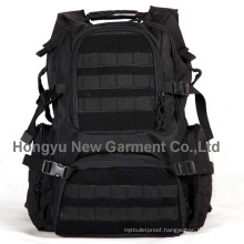 OEM New Design Waterproof Army Military Molle Velcro Backpack (HY-B087)