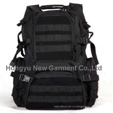 OEM новый дизайн Водонепроницаемая армия военного Molle рюкзак Velcro (HY-B087)