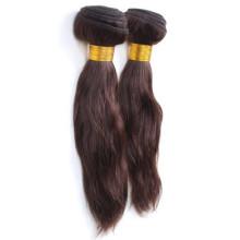 Qualidade superior natural reta virgem barato cabelo liso brasileiro