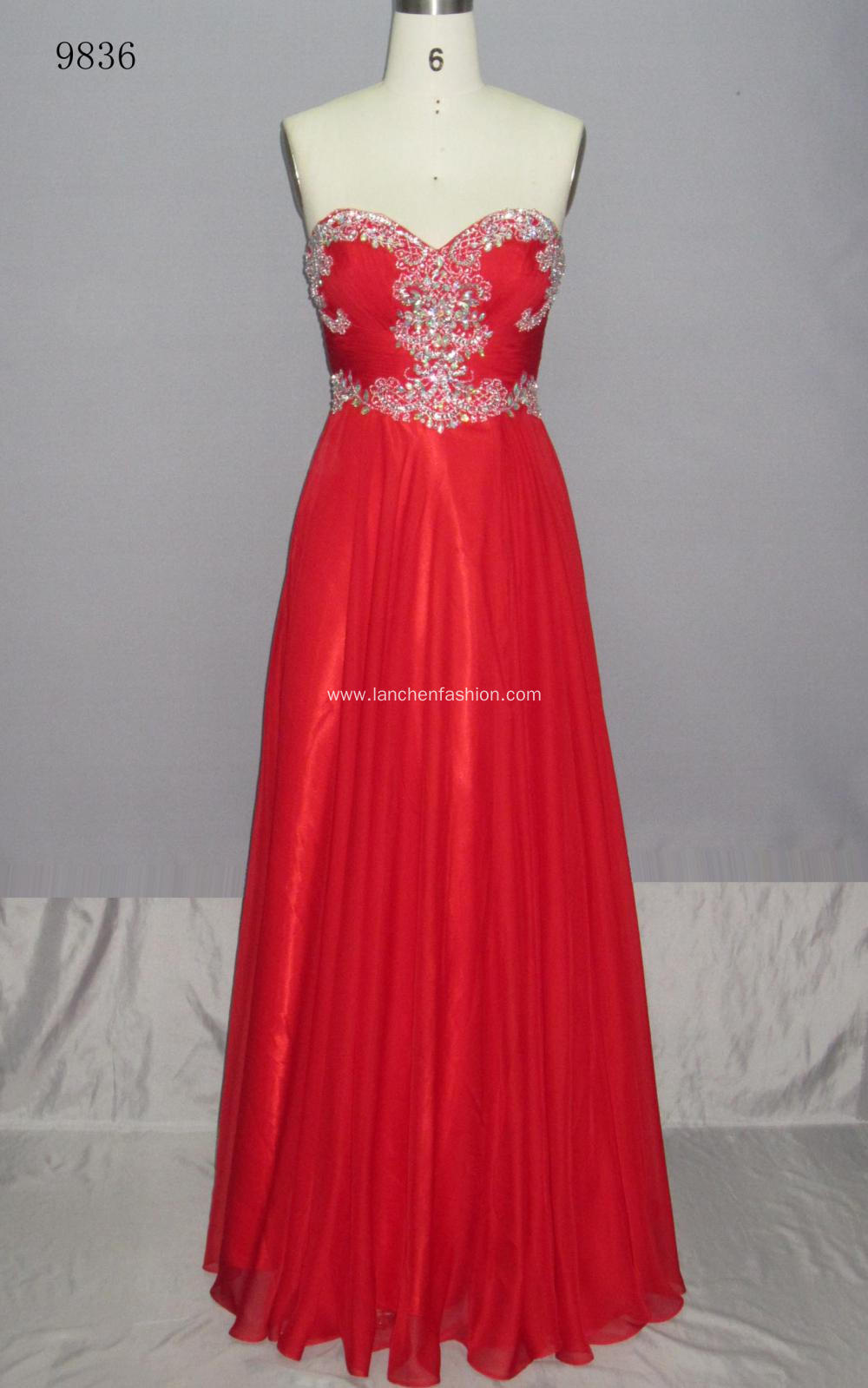Sleeveless Elegant Halter Prom Maxi Dress