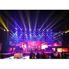 Stage Rental LED Display Multi-angle Splicing