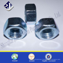 China Supplier Top Quality Zinc Plated DIN934 Hex Nut with Best Service