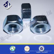 Fornecedor da China De porca hexagonal DIN934 de primeira qualidade com melhor serviço
