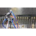 Perfume bottle cap coating line