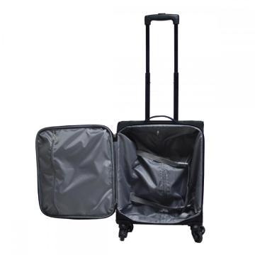Upright Expandable EVA Trolley Luggage Set