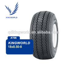 18*8.5*8 205*50*10 Tubeless Golf Car Tires Solid and Larger ,Golf Car Tyre Manufacturer