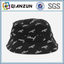 Пользовательские печатных красочные смешные Дешевые Hat Bucket и крышка
