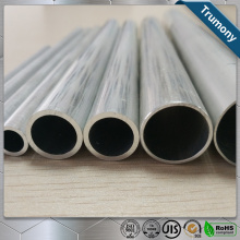 High Quality Customizable Aluminum Extrusion Round Tube