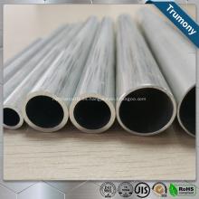 Tubo redondo de extrusión de aluminio personalizable de alta calidad