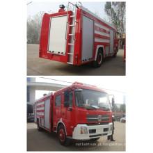 Caminhão de combate a incêndio 12000L com bom desempenho