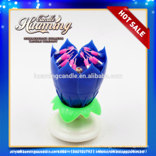 flower candle/ 8 petals /factory directly wholesale