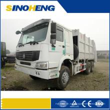 Camión comprimido de basura para recolección de basura