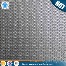 High temperature resistance 80 mesh160 mesh Inconel 6600 6625 wire mesh screen