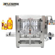 automatic oil shampoo lotion Cheap Juice perfume gel hand sanitizer bottle liquid Filling Machine for plastic glass bottle