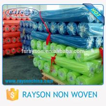 Guangzhou os produtos não tecidos da matéria prima mais importados de China