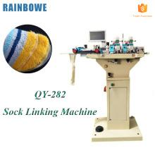 Máquina de ligação de marcação de fecho de dedo do pé de alta velocidade estável automático