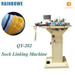 Two Motors High Speed Sock Sewing Machine