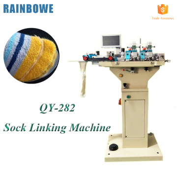 High Quality for Best Sock Toe Link Machine,Sock Toe Closing Machine Manufacturer in China Two Motors High Speed Sock Sewing Machine export to Virgin Islands (British) Factories