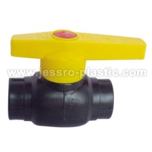 PE Fittings PE BALL VALVE (IRON CORE)