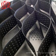 Estabilizador plástico de alta qualidade do cascalho / estabilizador Geocell Geou 50-30 do solo