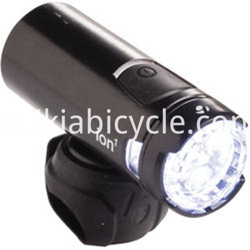 Black Common Bicycle Light