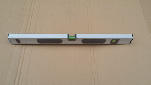 Square Aluminum Alloy Spirit Level with Magnetic