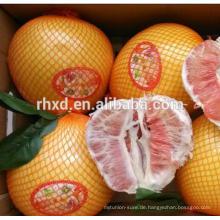 frische rote Honigpomelo zu verkaufen