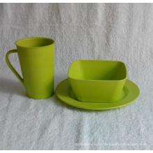 (BC-CS1055) Приятная натуральная эко-бамбуковая посуда из волокон