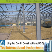 Prefabricated Steel Structure Barn Building Industrial